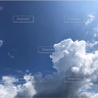 自然,風景,空,屋外,雲,青,景色,くもり,日中,積雲