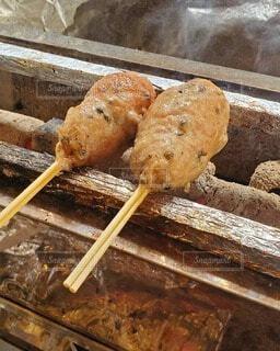 食べ物,屋内,屋台,パン,デザート,焼き鳥,炭火焼き,菓子,やきとり,ファストフード,つくね,スナック