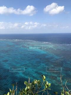自然,海,空,屋外,島,水面