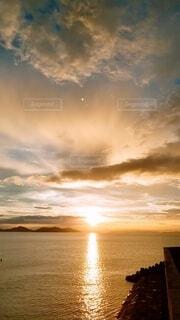 自然,風景,屋外,太陽,夕暮れ