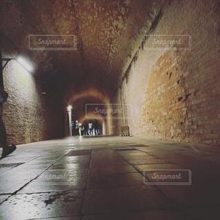 建物,島,レンガ,旅行,トンネル,煉瓦,洞窟,石,猿島,無人島,思い出,エモい