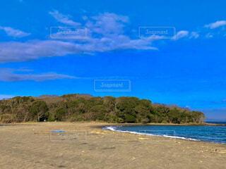 自然,風景,空,屋外,ビーチ,雲,砂浜,水面,海岸,樹木