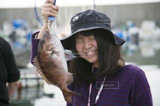 ファッション,魚,釣り,鯛,体験,初心者,釣りガール
