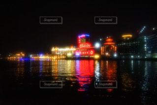 夜景の写真・画像素材[536439]
