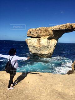 ダイビングしたくなるマルタの絶景の写真・画像素材[4528496]