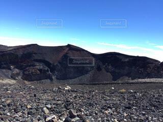 岩山の写真・画像素材[4565348]