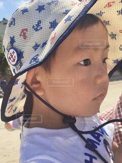 風景,アクセサリー,屋外,帽子,人物,人,赤ちゃん,幼児,頭飾り,人間の顔