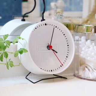 屋内,白,時計,洗面所,壁時計,白い時計