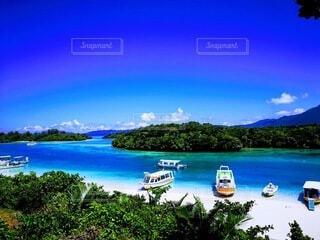 自然,風景,空,屋外,湖,ビーチ,雲,島,水面,山