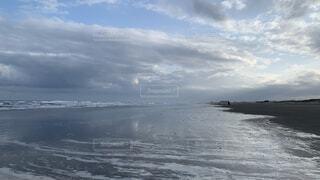 自然,風景,海,空,屋外,湖,ビーチ,雲,船,水面,海岸