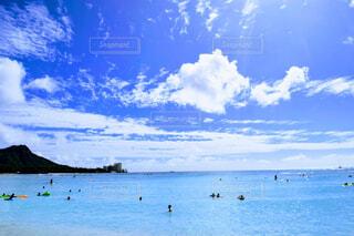 夏の海の写真・画像素材[4485767]