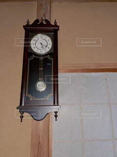 古時計の写真・画像素材[4505175]