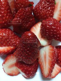 食べ物,いちご,デザート,フルーツ,果物,甘い,ベリー,カット,イチゴ,ブラックベリー
