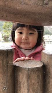 子ども,風景,帽子,少女,人物,人,笑顔,赤ちゃん,幼児,少し,人間の顔,日よけ帽