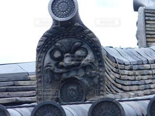 屋外,像,タイヤ,彫刻
