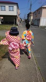 夏はお祭りの写真・画像素材[4489734]
