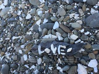自然,LOVE,屋外,山,岩,砂利,小石,瓦礫