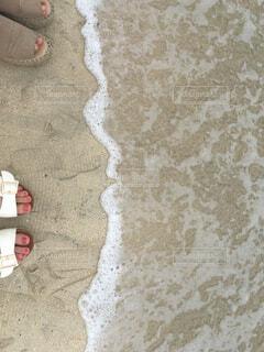 砂,ビーチ,地図