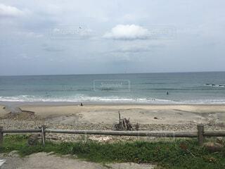 自然,海,空,屋外,サーフィン,砂,ビーチ,雲,水面,海岸,草