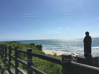 空,屋外,湖,ビーチ,雲,水面,海岸,眺め