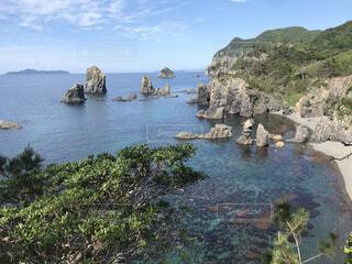 自然,風景,海,空,屋外,湖,ビーチ,綺麗,水面,海岸,山,岩