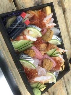 食べ物,料理,寿司,魚介類,チラシ寿司