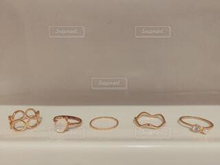 ファッション,アクセサリー,指輪,リング,ゴールド