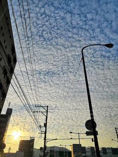 雲もくもくの写真・画像素材[4504592]