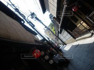 建物,京都,モノクロ,観光,シンプル,お洒落