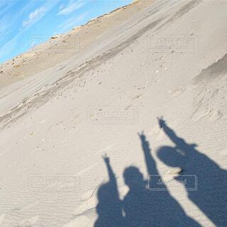 自然,空,雪,屋外,砂,ビーチ,海岸,砂丘