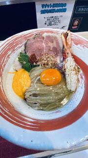食べ物,テーブル,野菜,皿,卵,ファストフード,エビそば,成分,エビそば緋色