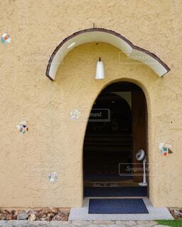 建物,屋外,ドア,モザイクタイルミュージアム