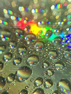 水玉の写真・画像素材[4541751]