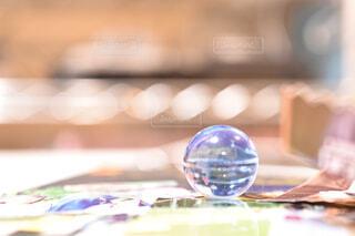 ガラス,テーブル,ボール,球