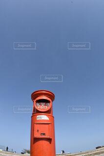 空,屋外,タワー,ポスト,郵便,天空のポスト
