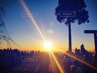 太陽,お正月,日の出,初日の出,陽の光,年末年始,年明け,2021,2021年