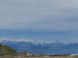 自然,風景,空,雪,屋外,雲,山