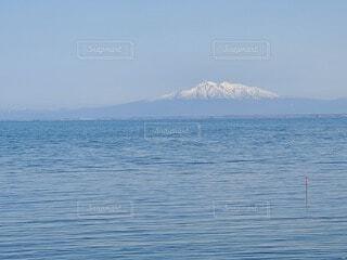風景,海,空,屋外,綺麗,水面,海岸,山,景色,日中
