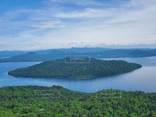 自然,風景,空,屋外,湖,雲,島,水面,海岸,山,大地,眺め,バック グラウンド