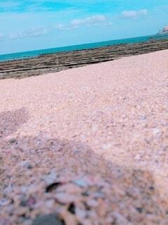 自然,風景,海,空,屋外,砂,ビーチ,綺麗,青空,水,砂浜,波,水面,海岸,影,地面,遠距離,雰囲気,景観,ズーム,スッキリ