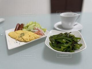 朝食,モーニング,優雅