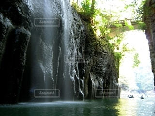 真名井の滝の写真・画像素材[4693063]