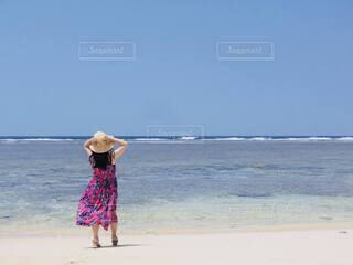 海辺さんぽの写真・画像素材[4693761]