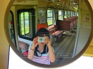 鉄道ひとり旅の写真・画像素材[4776678]