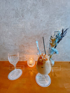 オシャレなカフェの写真・画像素材[4529768]
