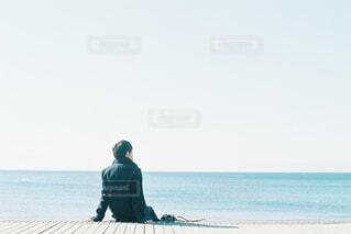 海の写真・画像素材[4586132]