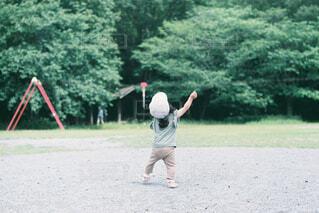 公園大好きの写真・画像素材[4586146]