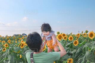 はじめての夏の写真・画像素材[4657576]