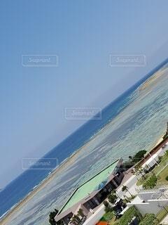 海と空の写真・画像素材[4529499]