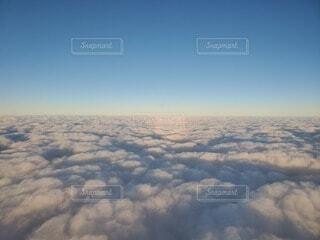 空の上の写真・画像素材[4529495]